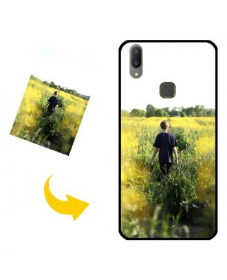 Customized Vivo Y85 / Z3x / Z1 Phone Case with Your Own Photos, Texts, Design, etc.