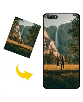 Personalized Vivo Y69 Phone Case with Your Photos, Texts, Design, etc.