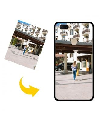 Customized Vivo X20 Plus Phone Case with Your Photos, Texts, Design, etc.