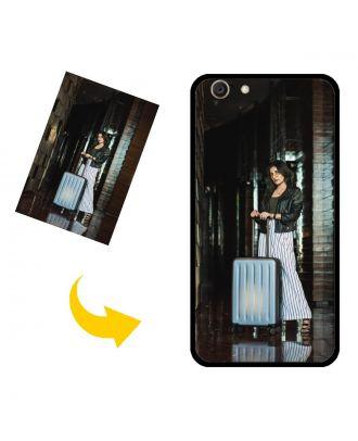 Tilpasset Vivo Y53 telefonveske med dine bilder, tekster, design osv.