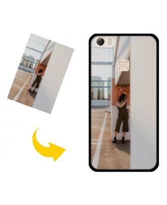 Capa de telefone personalizada do Vivo Xplay 5 com suas próprias fotos, textos, design etc.