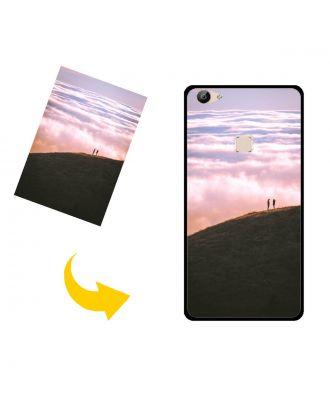 Customized Vivo X6 Phone Case with Your Photos, Texts, Design, etc.