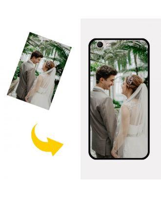 Індивідуальний чохол для телефону Vivo Y66 з власним дизайном, фотографіями, текстами тощо.