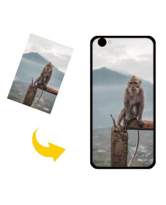 Custom Made Vivo Y55 Phone Case with Your Own Photos, Texts, Design, etc.