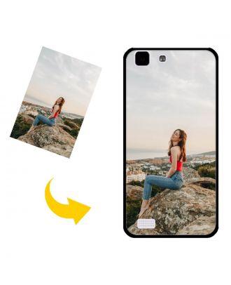 Customized Vivo X5 Phone Case with Your Photos, Texts, Design, etc.