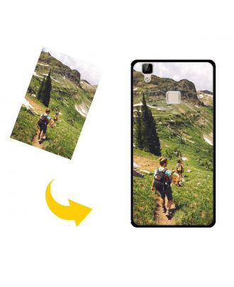 Custom Vivo V3 Phone Case with Your Own Design, Photos, Texts, etc.