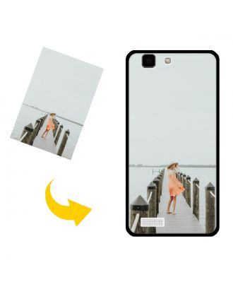 Customized Vivo X3L Phone Case with Your Own Photos, Texts, Design, etc.