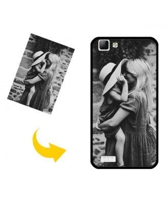 Спеціальний чохол для телефону Vivo Y35 з власним дизайном, фотографіями, текстами тощо.