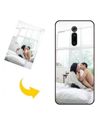 Personlig Xiaomi Redmi K20 / K20 Pro-telefongveske med dine bilder, tekster, design osv.