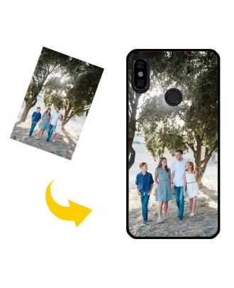 Personalized Xiaomi Redmi Note 6 Phone Case with Your Photos, Texts, Design, etc.