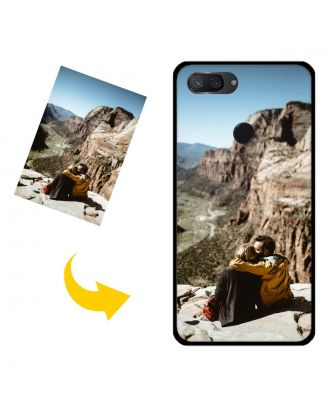 Skreddersydd Xiaomi 8 Youth Edition telefonveske med dine egne bilder, tekster, design osv.