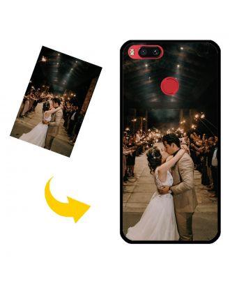 Vlastné puzdro na telefón Xiaomi Millet 5X s vlastnými fotografiami, textami, dizajnom atď.