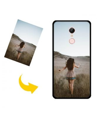 Personalized Xiaomi Redmi 5 Phone Case with Your Own Photos, Texts, Design, etc.
