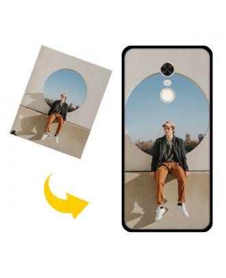 Op maat gemaakte Xiaomi Redmi 5 Plus-telefoonhoes met uw foto's, teksten, ontwerp, enz.