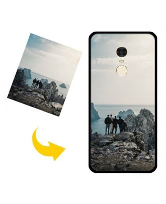 Custom Made Xiaomi Redmi Note 4 Phone Case with Your Own Photos, Texts, Design, etc.