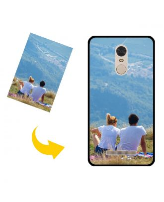 Personalized Xiaomi Redmi Note 3 Phone Case with Your Own Design, Photos, Texts, etc.