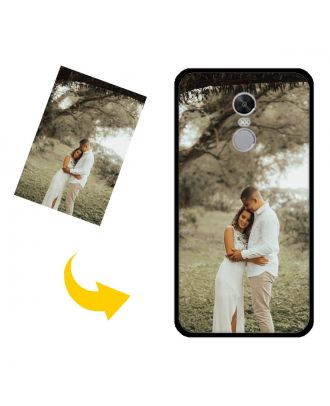 Custom Made Xiaomi Redmi Note 4X Phone Case with Your Own Design, Photos, Texts, etc.