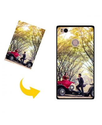 Custom Xiaomi 4s Phone Case with Your Own Photos, Texts, Design, etc.