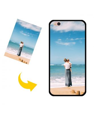 Custom Made Xiaomi 5c Phone Case with Your Own Design, Photos, Texts, etc.