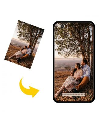 Customized Xiaomi Redmi 4A Phone Case with Your Own Design, Photos, Texts, etc.