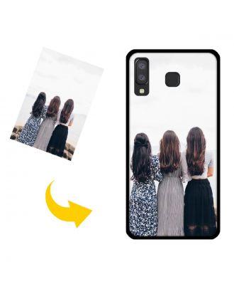 Προσαρμοσμένη θήκη τηλεφώνου Samsung Galaxy A8 Star / A9 Star με τις φωτογραφίες, τα κείμενα, το σχέδιο κλπ.
