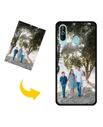 Customized Samsung Galaxy A60 Phone Case with Your Photos, Texts, Design, etc.