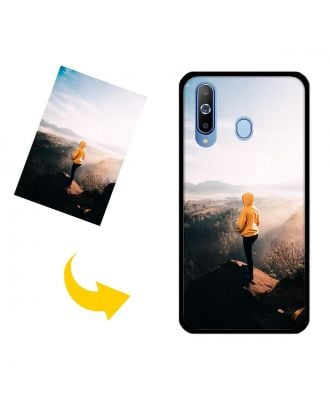 Custom Samsung Galaxy A8s Phone Case with Your Own Photos, Texts, Design, etc.