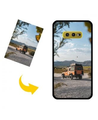 Personalized Samsung Galaxy S10 E Phone Case with Your Photos, Texts, Design, etc.