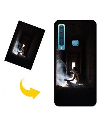 Carcasa personalizada Samsung Galaxy A9 (2018) con su propio diseño, fotos, textos, etc.