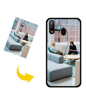 Capa de telefone personalizada Samsung Galaxy M10 / A10 com suas fotos, textos, design, etc.