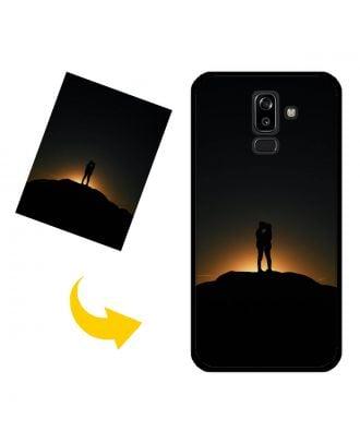 Custom Samsung Galaxy J8 2018 Phone Case with Your Own Photos, Texts, Design, etc.