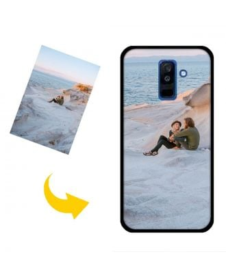Personalized Samsung Galaxy A6 Phone Case with Your Own Design, Photos, Texts, etc.