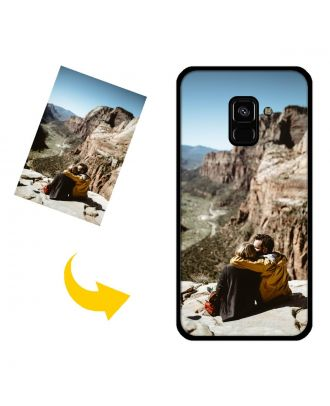 Custom Made Samsung Galaxy A8(2018) / A5(2018) Phone Case with Your Photos, Texts, Design, etc.
