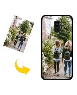 Customized Samsung Galaxy J6 2018 Phone Case with Your Own Photos, Texts, Design, etc.