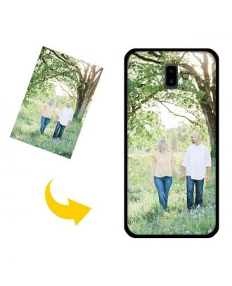 Custom Made Samsung Galaxy J6 Prime Phone Case with Your Photos, Texts, Design, etc.