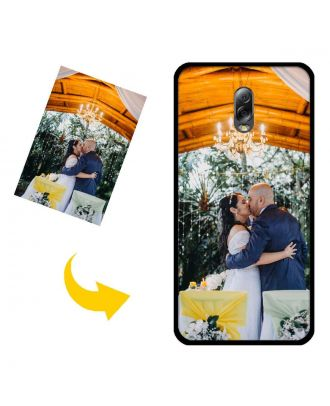 Custom Samsung Galaxy C8 Phone Case with Your Own Design, Photos, Texts, etc.