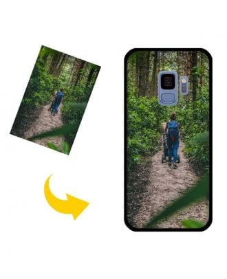 Customized Samsung Galaxy S9 Phone Case with Your Own Photos, Texts, Design, etc.