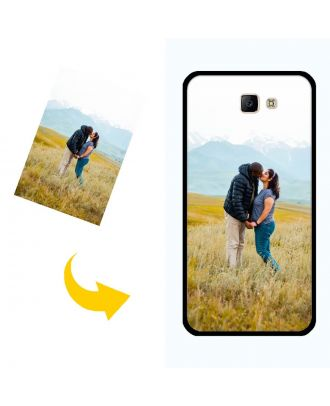 Customized Samsung Galaxy J5 Prime Phone Case with Your Own Photos, Texts, Design, etc.