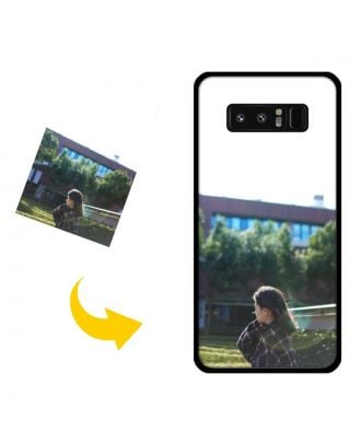 Custom Made Samsung Galaxy Note 8 Phone Case with Your Own Photos, Texts, Design, etc.