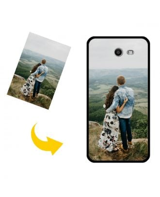 Custom Made Samsung Galaxy J5 2017 Phone Case with Your Own Photos, Texts, Design, etc.