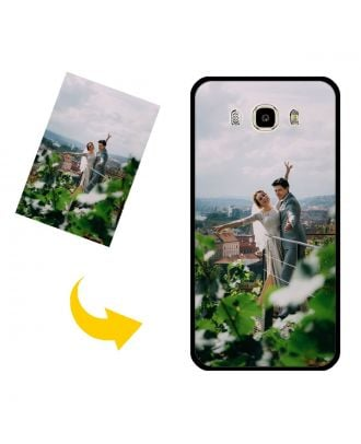Personalized Samsung Galaxy J7 2016 Phone Case with Your Photos, Texts, Design, etc.