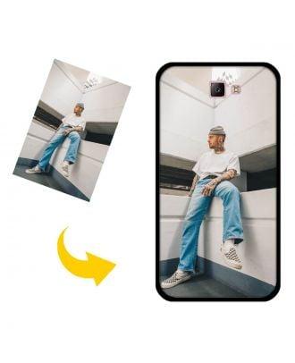 Προσαρμοσμένη θήκη τηλεφώνου Samsung Galaxy J7 με το δικό σας σχέδιο, φωτογραφίες, κείμενα κτλ.