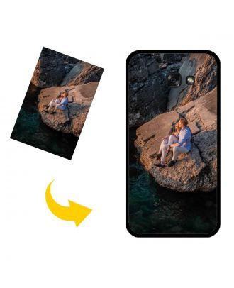 Ốp lưng điện thoại Samsung Galaxy A3 2017 được cá nhân hóa với hình ảnh, nội dung, thiết kế, v.v.