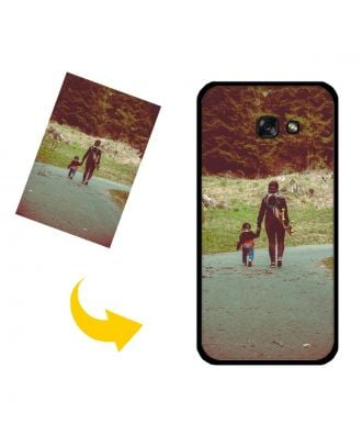 Personalized Samsung Galaxy A5 2017 Phone Case with Your Photos, Texts, Design, etc.