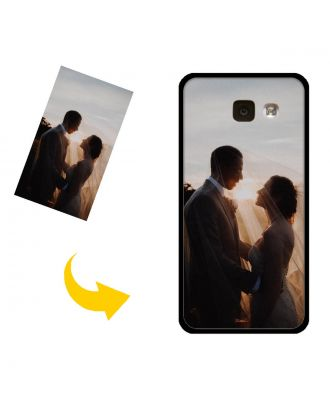 Custom Made Samsung Galaxy A3 10 Phone Case with Your Own Design, Photos, Texts, etc.