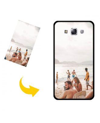 Custom Made Samsung Galaxy E7 Phone Case with Your Photos, Texts, Design, etc.