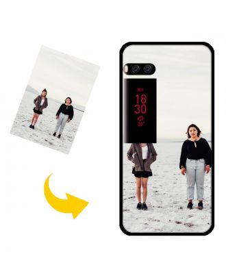 Customized MEIZU PR07 Phone Case with Your Own Design, Photos, Texts, etc.
