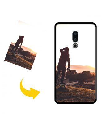 Προσαρμοσμένη θήκη τηλεφώνου MEIZU 15 με τις φωτογραφίες, τα κείμενα, το σχέδιο κλπ.