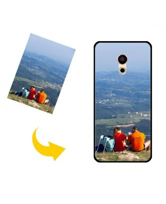 Customized MEIZU Pro 6 Phone Case with Your Own Photos, Texts, Design, etc.