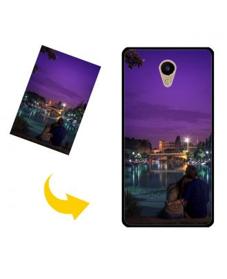 Custom Made MEIZU Meilan E Phone Case with Your Own Design, Photos, Texts, etc.